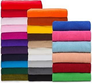 wool fleece fabric uk