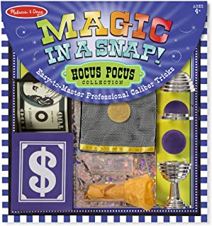 Melissa & Doug Magic in a Snap! Hocus-Pocus Collection