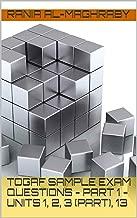 TOGAF 9.2 Sample Exam Questions - Part 1 - Units 1, 2, 3 (part), 13 (TOGAF Sample Exam Questions)
