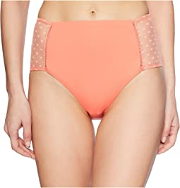 Swiss Miss High-Waisted Bottoms