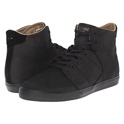 Globe Los Angered (Black/Black NB) Men