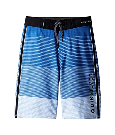 Quiksilver Kids Highline Massive 18 Boardshorts (Big Kids) (Electric Royal) Boy