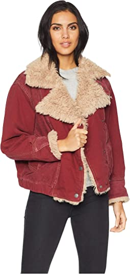 Owen Sherpa Jacket