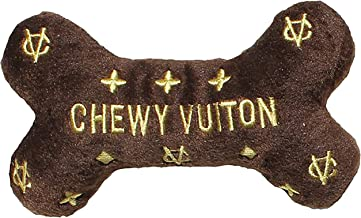 Dog Diggin Designs Runway Pup Collection | Unique Squeaky Plush Dog Toys – Prêt-à-Porter Dog Bones, Balls & More