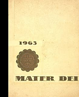 (Reprint) 1963 Yearbook: Notre Dame High School, Batavia, New York
