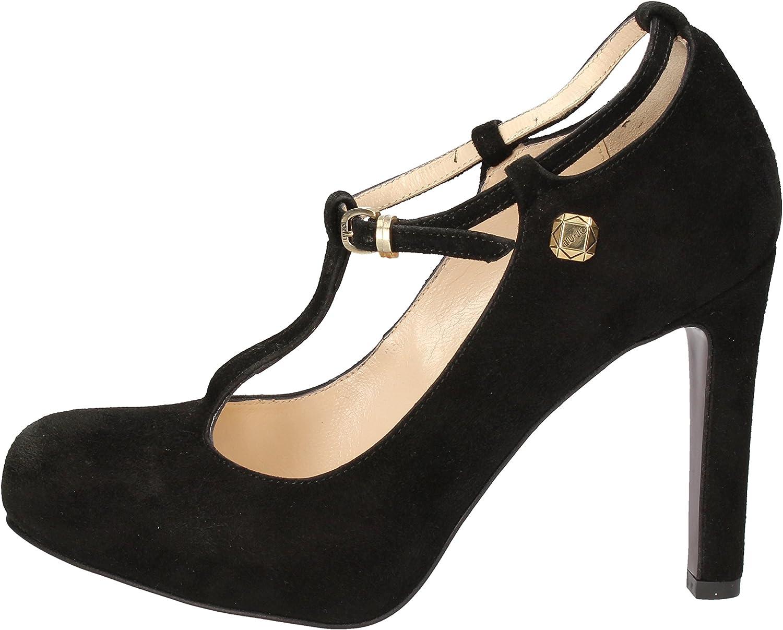 Liu Jo Pumps-shoes Womens Suede Black