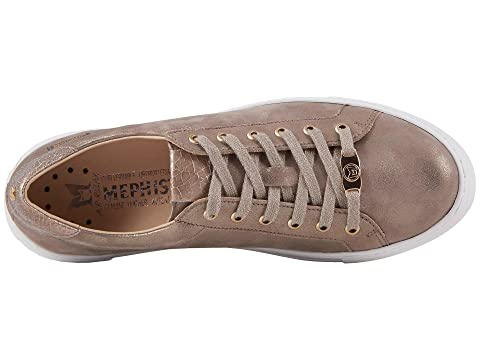 Mephisto Gyna Dark Taupe Monaco/Platinum Ice Low Shipping Fee 4SmCS