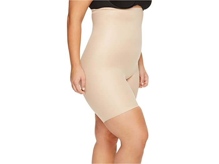 SPANX Womens Power Conceal-Her High-Waisted Mid-Thigh Short 10132R