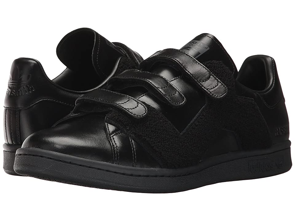 brand new 4af44 7a4fb adidas by Raf Simons RS Stan Smith Comfort Badge (Core Black Core Black