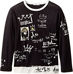 Dolce & Gabbana Kids - Royal T-Shirt (Toddler/Little Kids)
