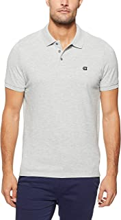 Calvin Klein Jeans Men's Pique Slim Fit Polo