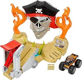 Hot Wheels Monster Jam Pirate Takedown Play Set