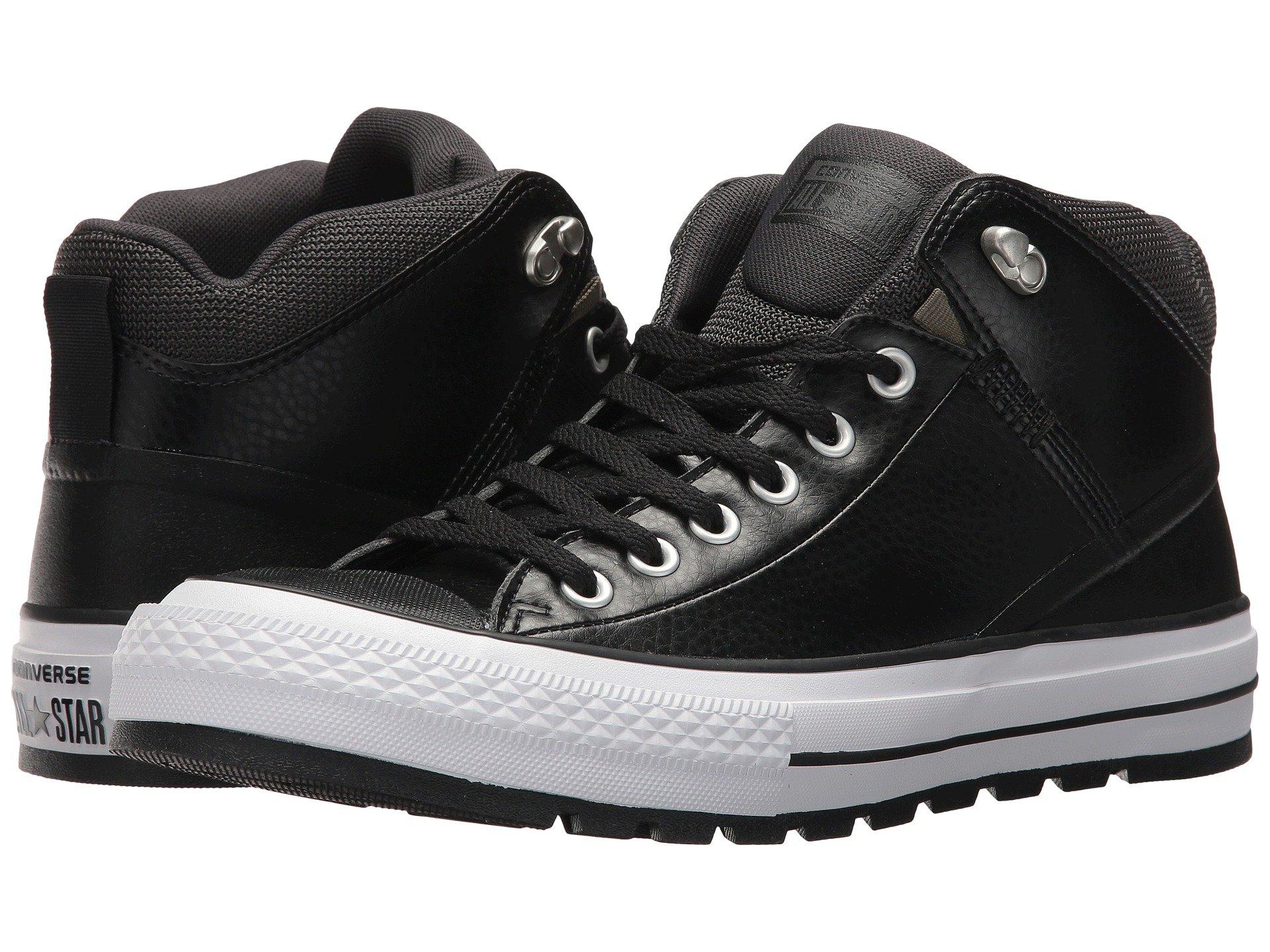 Converse Chuck Taylor All Star Street Boot HI Black