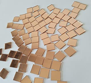 rose gold tile trim