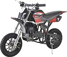 Se7en 2wo 40CC 4-Stroke Gas Powered Scooter Mini Dirt Bike Pit Bike Dirt Off Road Motorcycle