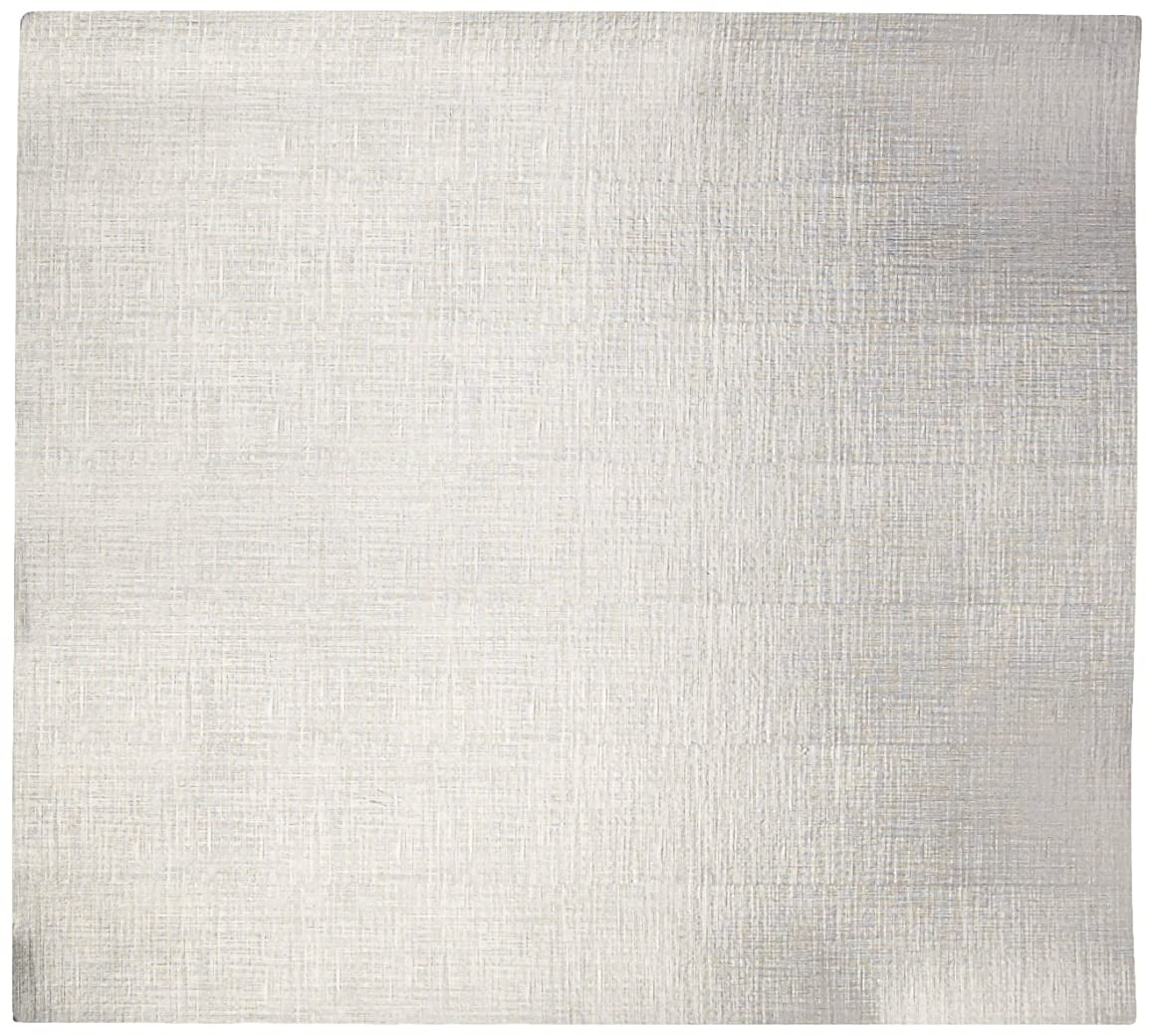 Silver Linen Paper 12