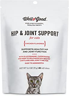 Best well and good hip and joint support for cats Reviews