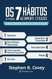 Os 7 Habitos das Pessoas Altamente Eficazes: Edição (Portuguese Edition)