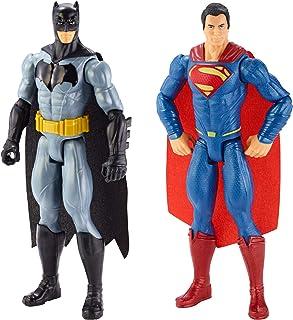 Batman v Superman Batman & Superman Figure 2-Pack [Amazon Exclusive]