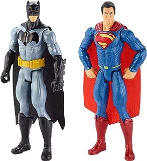Batman V Superman Batman & Superman Figure 2 Pack