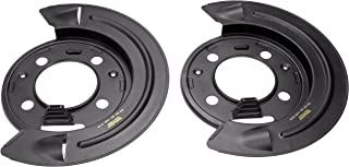 Dorman 924-226 Rear Brake Dust Shield for Select Dodge / Ram Models, 1 Pair