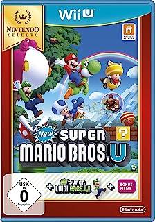 Nintendo Selects - New Super Mario Bros. U + New Super Luigi U: Wii U Software