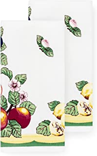 Villeroy and Boch French Garden Kitchen Towel, Set of 2, 18