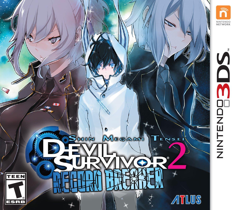 Shin Megami Tensei: Devil Max 57% OFF Survivor 2 Credence Breaker - Nintendo Record 3
