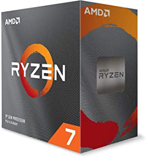 AMD 新型 Ryzen 7 3800XT without cooler 3.9GHz 8コア / 16スレッド 36MB 105W 100-100000279WOF 三年保証 [並行輸入品]