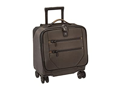 Victorinox Lexicon 2.0 Dual-Caster Boarding Tote (Grey) Weekender/Overnight Luggage