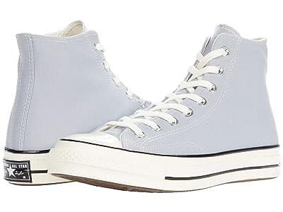 Converse Chuck 70 Hi (Wolf Grey/Black/Egret) Shoes
