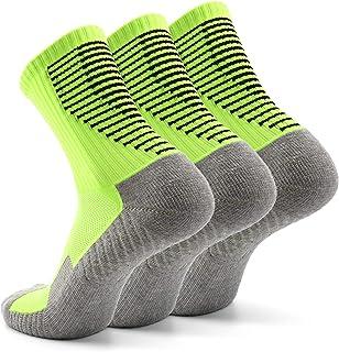 Kstyhome Soccer Socks Team Sports Socks Outdoor Fitness Atmungsaktive Quick Dry Socks Verschleißfeste Athletic Socks Anti-Rutsch-Socken für Erwachsene Jugendkinder