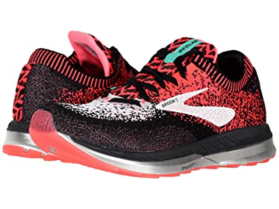 Brooks Bedlam (Pink/Black/White) Women