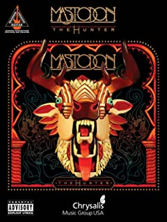 Hal Leonard Mastadon - The Hunter