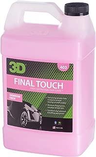 Best 3d final touch detailer Reviews