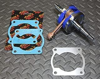 Blaster Yamaha Crank Crankshaft Vito's / 3Mm Stroker Yfs200 And Bearings/Spacer