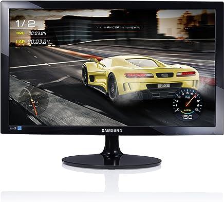 Samsung LS24D330HSU/EN Monitor 24'' Full HD TN, 1920 x 1080, 1 ms, 60 Hz, Game Mode, D-sub, Cavo HDMI Incluso, Nero [Versione Italiana] - Confronta prezzi