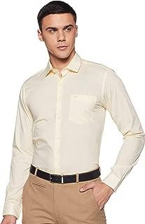 Red Tape Men's Solid Regular fit Formal Shirt