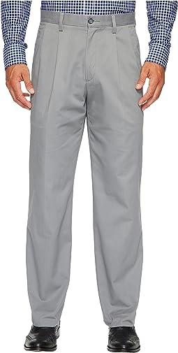 Dockers - Easy Khaki D3 Classic Fit Pleated Pants