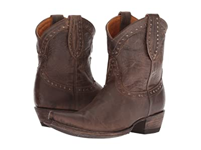 Old Gringo Newport (Khaki) Cowboy Boots