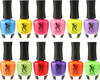 Best purple and yellow nails Reviews