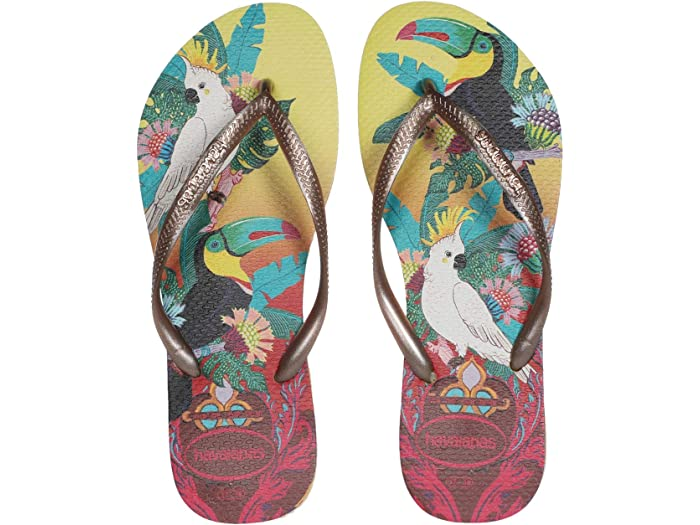 new style havaianas slippers