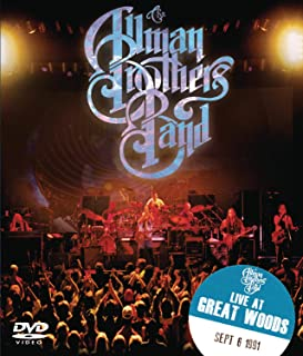 The Allman Brothers Band: Live At Great Woods