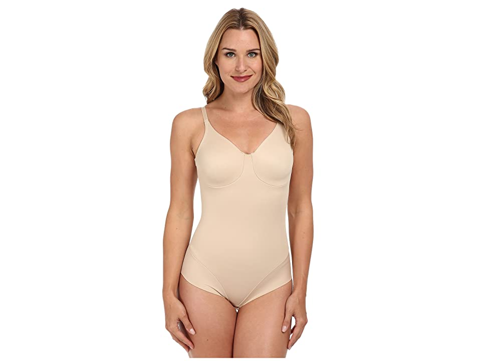 Miraclesuit Shapewear - Miraclesuit Shapewear Extra Firm Comfort Leg Smooth Molded Cup Bodybriefer
