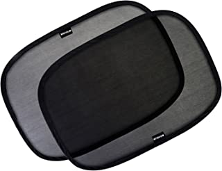 "Enovoe Car Window Shade – (4 Pack) – 19""x12"" Cling Sunshade for Car.."