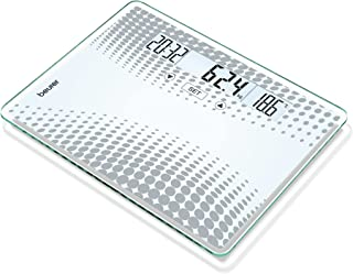 Beurer Weight Scale Glass Electronic XXL White 200 kg - GS51