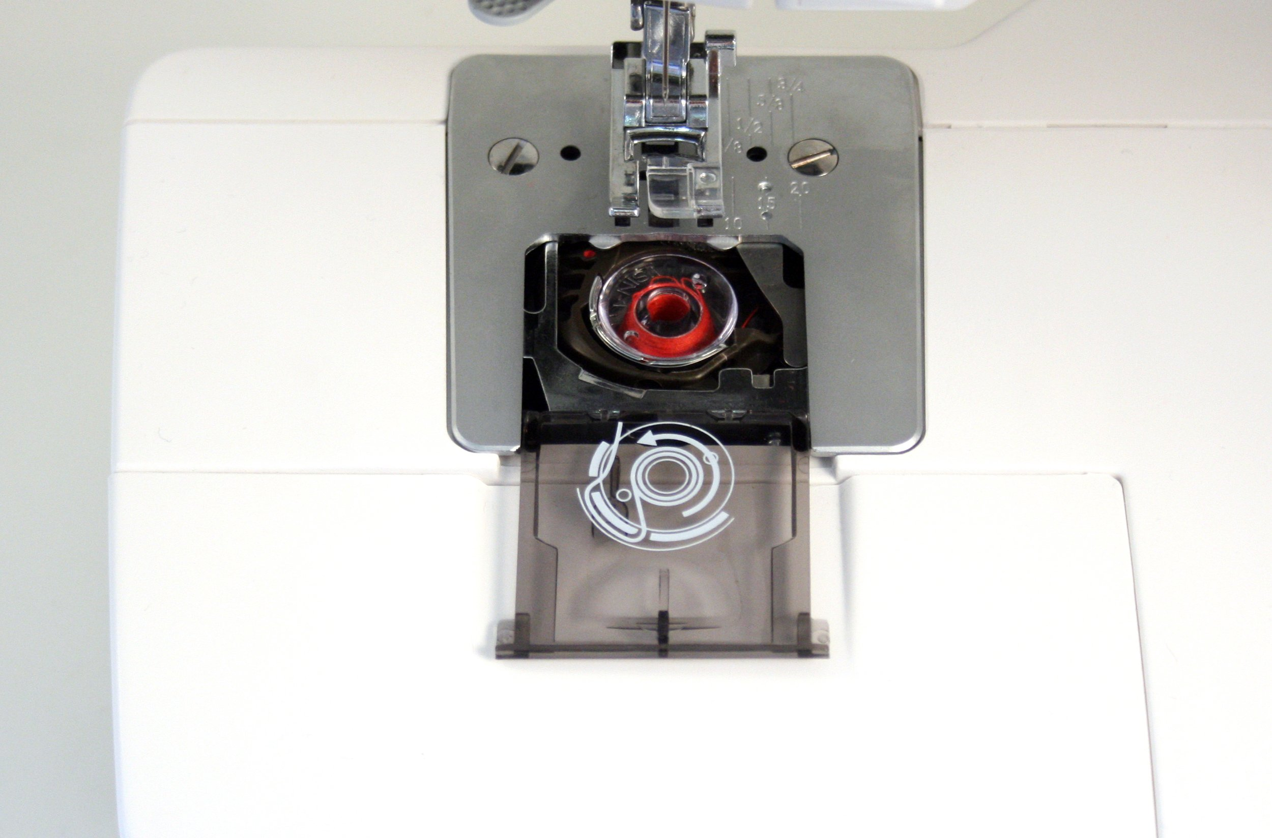 Toyota SUPERJ17W Super Jeans - Máquina de coser, 17 programas ...