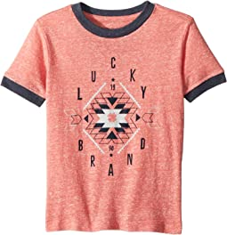 Lucky Brand Kids Short Sleeve Graphic Tee (Toddler)
