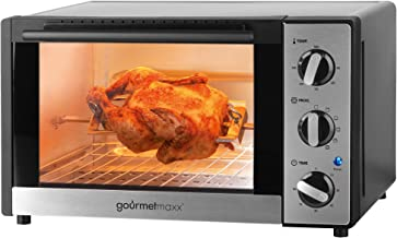 TV unser original 04710 infrarotofen gourmetmaxx grill-star 28 l