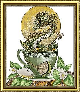 Best dragon cross stitch pattern Reviews